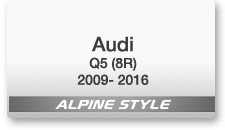Alpine Style for Q5 (8R) 2009 - 2016