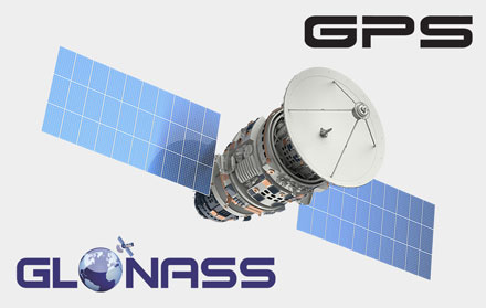 GPS and Glonass Compatible - X803DC-U