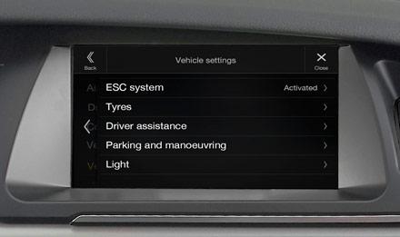 Audi A4 - X703D-A4: Vehicle Information