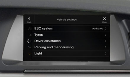 Audi A5 - X702D-A5: Vehicle Information
