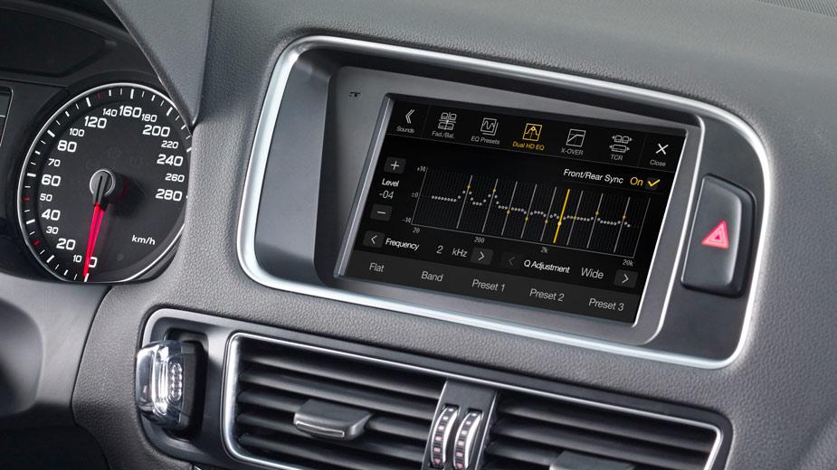 Audi Q5 - An Audiophile Sound Experience - X702D-Q5