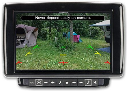 Ducato, Jumper and Boxer - Camera Options