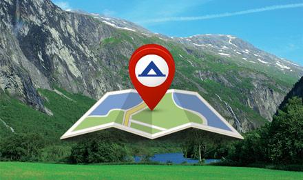 Destinations by GEO Coordinates - X903D-DU