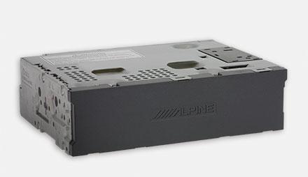1 DIN Media Receiver - Freestyle Navigation System X701D-F