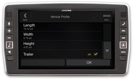 Iveco Daily - Vehicle Parameter Setting