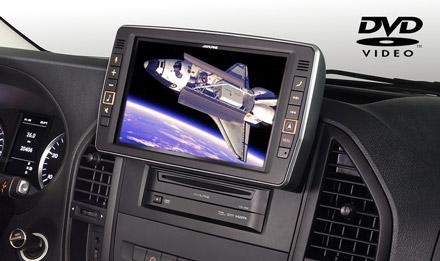 Mercedes Vito - DVD Player DVE-5300