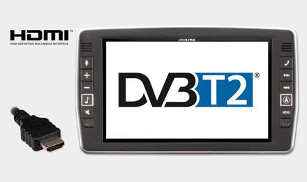 Mercedes Vito - Upgrade to DVB-T Digital TV