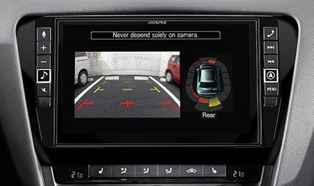 Skoda Octavia 3 - Parking Sensors - X903D-OC3