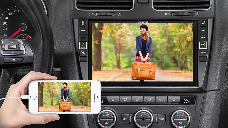 Golf 6 - Big Screen Entertainment - X903D-G6