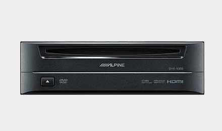 Golf 6 - DVD Player DVE-5300G