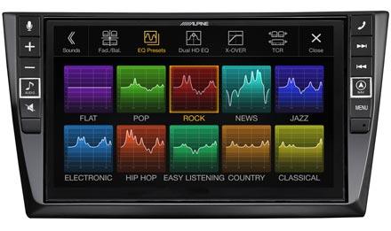 Golf 6 - Sound Pre-sets  - X903D-G6