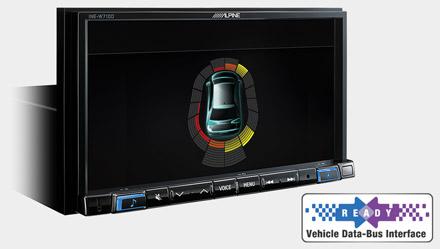 Retains visual representation of Parking Sensors